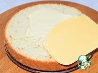 Торт с заварным сметанным кремом ингредиенты