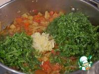 Овощная икра ингредиенты