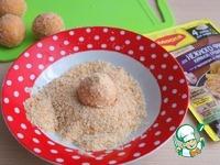 Картофельные шарики с курицей ингредиенты