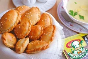 мексиканские маленькие пирожки с картофелем
