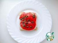 Сэндвич с куриной грудкой и каперсами ингредиенты