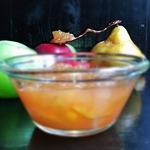 Яблочно-грушевое варенье Медовое