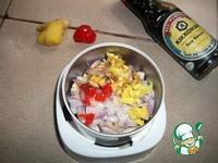 Как сделать рыбу и соус к ней 738