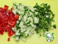 """Салат """"Две фасольки"""" ингредиенты"""
