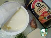 Сметанно-чесночный соус к жареному картофелю ингредиенты