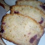 Простой кекс Вишневый пломбир