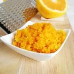 Как хранить апельсиновую цедру