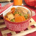 Курица в морковном соке
