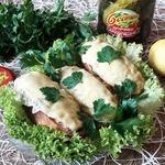 Горячие бутерброды «Из детства»