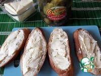 Горячие бутерброды «Из детства» ингредиенты