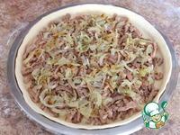 Пирог с мясом и луком ингредиенты