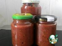 Кетчуп из печеных томатов ингредиенты