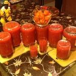 Черри в томатном соке на зиму