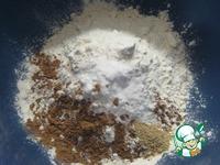 Финиковый кекс с медом ингредиенты