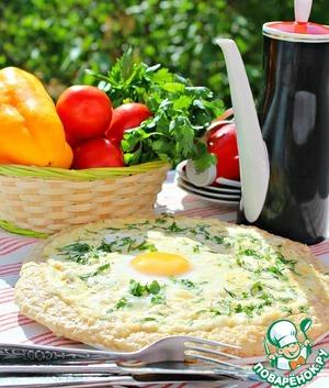 Лепешка к завтраку