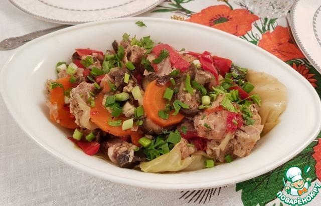 Что приготовить на ужин быстро и вкусно баранина