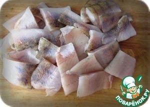 Рыба по-казачьи ингредиенты