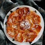 Молочный пирог Галотопита