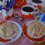 Яблочно-грушевый самбук