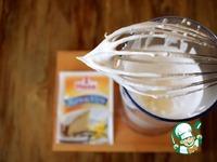 Ромовые трюфели с ванильным безе Безе