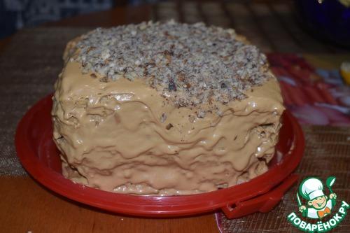 """Торт """"Тбилисский идеал"""""""