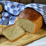 Белый картофельный хлеб N 2