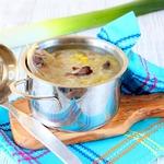 "Шотландский суп ""Кок-а-лики"""