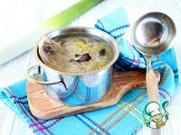 """Шотландский суп """"Кок-а-лики"""" ингредиенты"""