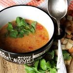 Ветхозаветный суп из чечевицы