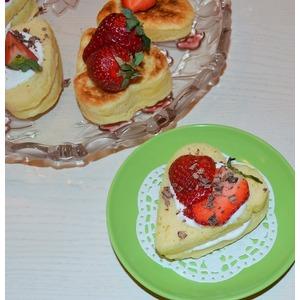 Оладьи-пирожные