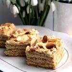 Миндальный торт Еллен Свинхуфвуд
