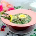"""Греческий пасхальный суп """"Классический"""""""