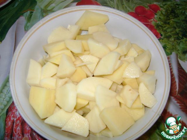 Грибной суп из сушеных белых грибов Пошаговый рецепт с фото