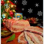 Рождественский террин с индейкой