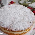 Торт «Кусочки янтаря»