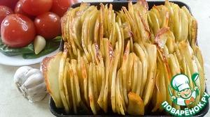 Рецепт: Картофель в духовке по-армянски
