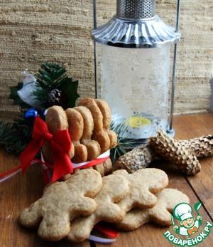Рецепт: Бельгийское печенье со специями