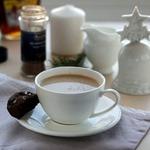 Кленовый чай-латте