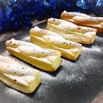 Творожные лимонные кексы
