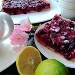 Ягодный пирог-тарт
