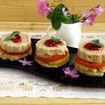 Пирожные «Тропикана»
