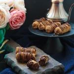 «Картошка» с шоколадно-сливочным кремом