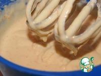 Медовый пирог Крупа манная