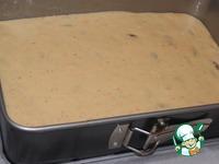 Медовый пирог Сода