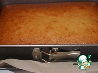 Медовый пирог Сахар