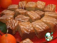 Медовый пирог Мед