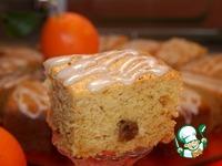 Медовый пирог Цедра апельсина