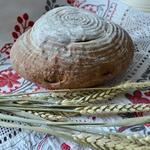 Хлеб коноплянно-овсяный