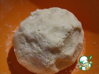 """Печенье """"Кокосовые шарики с начинкой"""" ингредиенты"""