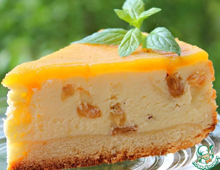 Рецепт: Пирог с творогом Жемчужина коллекции